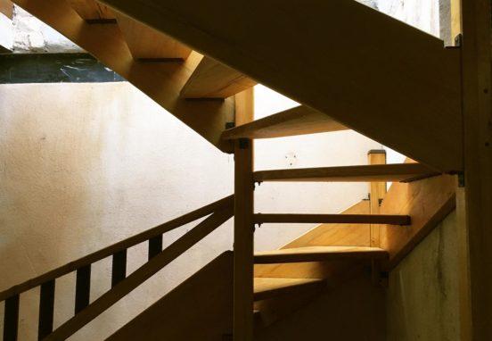 Escalier, Acacia 2