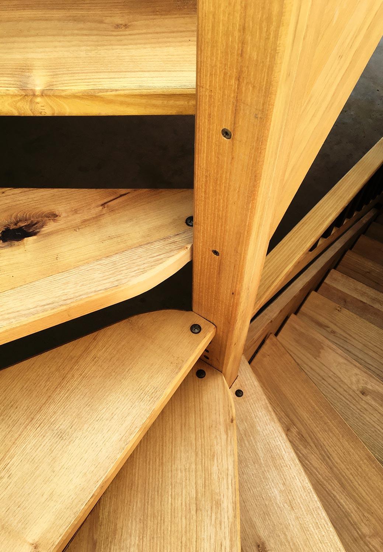 Escalier, Acacia